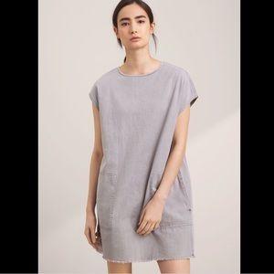 ARITZIA | WILFRED FREE Grey Nori Dress
